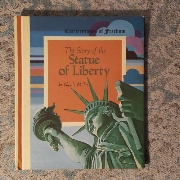 Vintage: Statue of Liberty
